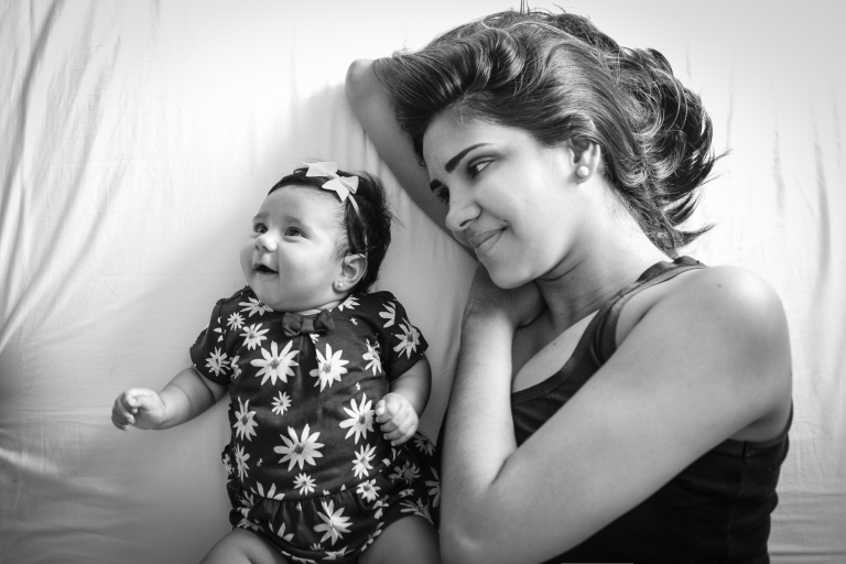 Maria Flor - 4 meses (37)